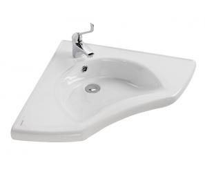 Sanindusa ind stria de sanit rios - Grand lavabo d angle ...